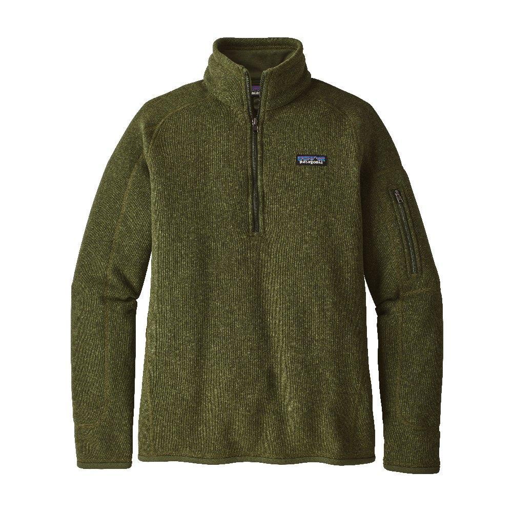 Patagonia Better Sweater 1/4 Zip Fleece Women's (Prior Season)