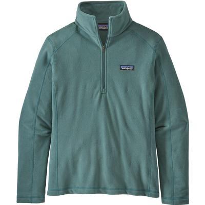 Patagonia Micro D 1/4 Zip Fleece Top Women's