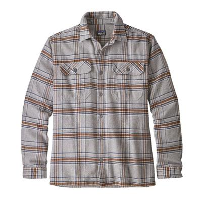Patagonia Long-Sleeve Fjord Flannel Shirt Men's
