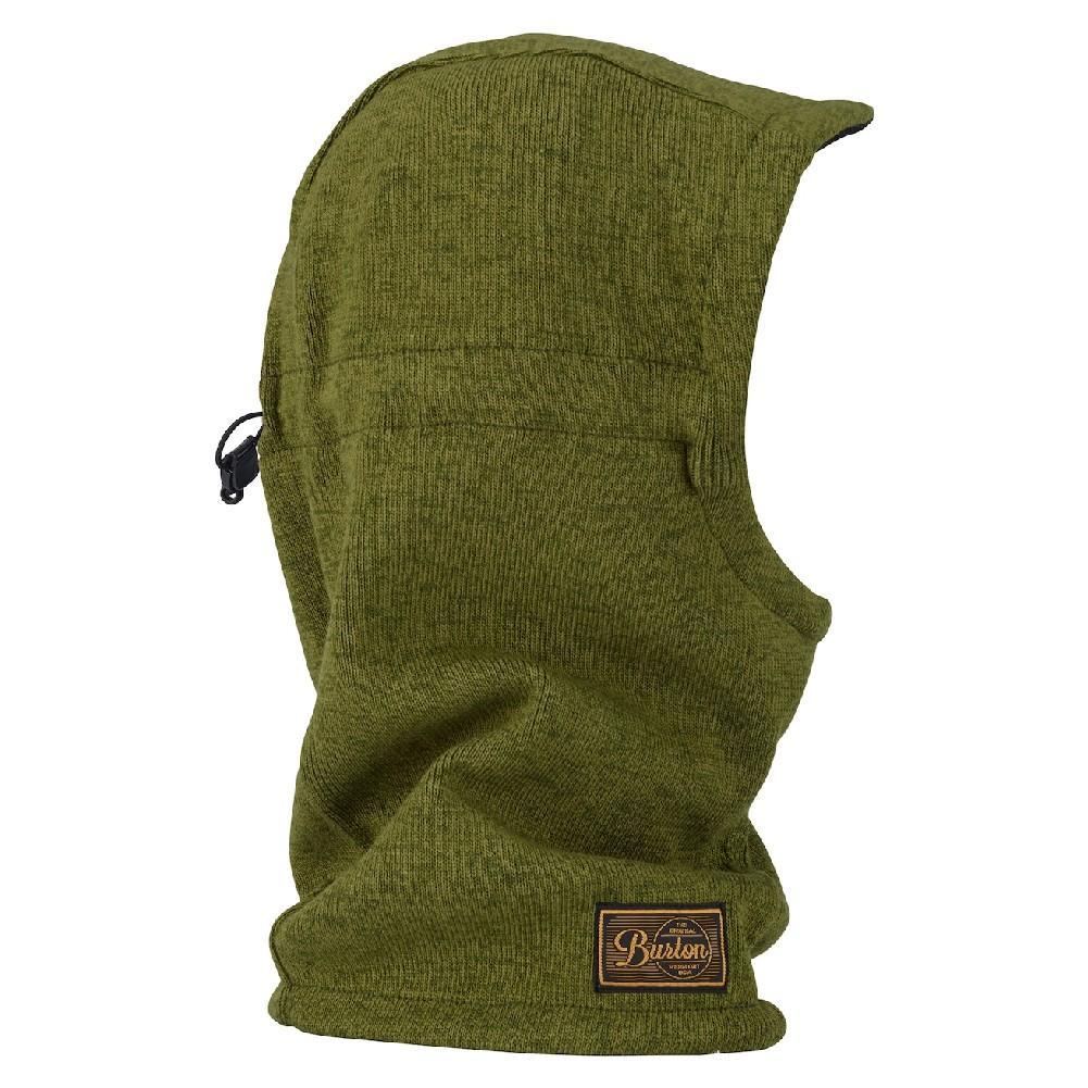 1e5a4452879 Burton Hampshire Hood RIFLE GREEN OLIVE BRANCH MARL