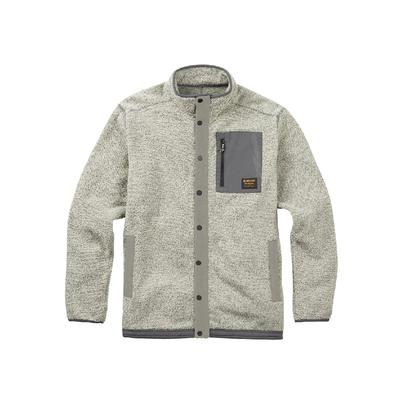 Burton Hearth Snap-Up Fleece Men's