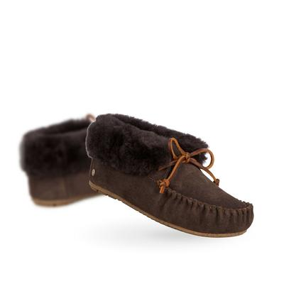 EMU Moonah Moccasin Slippers Womens