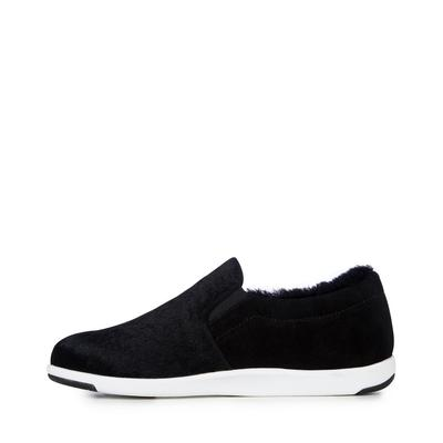 EMU Brunswick Fur Slip On Womens