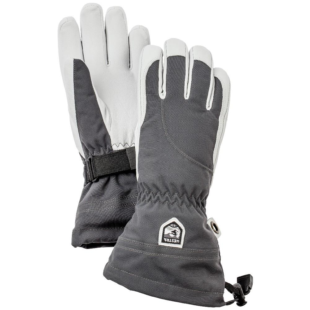 Head Multi Sport Gloves With Sensatec Black Large: Hestra Heli Ski Glove Women's