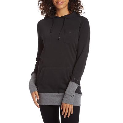 Armarda Feather Pullover Hoodie Women's