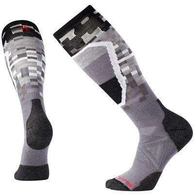 Smartwool PhD Ski Medium Pattern Socks