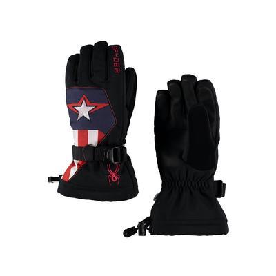 Spyder Marvel Overweb Ski Glove Boys'