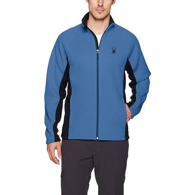 Spyder Foremost Full Zip Heavy Weight Stryke Jacket Men's
