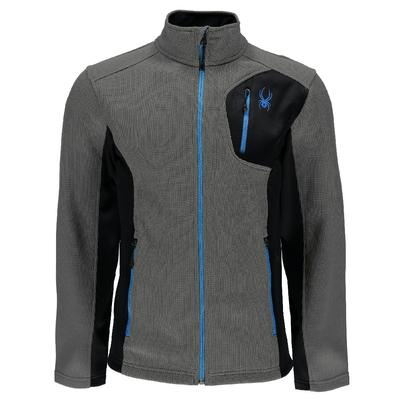 Spyder Bandit Full Zip Lite Weight Stryke Jacket Men's
