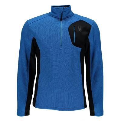 Spyder Bandit Half Zip Lite Weight Stryke Jacket Men's