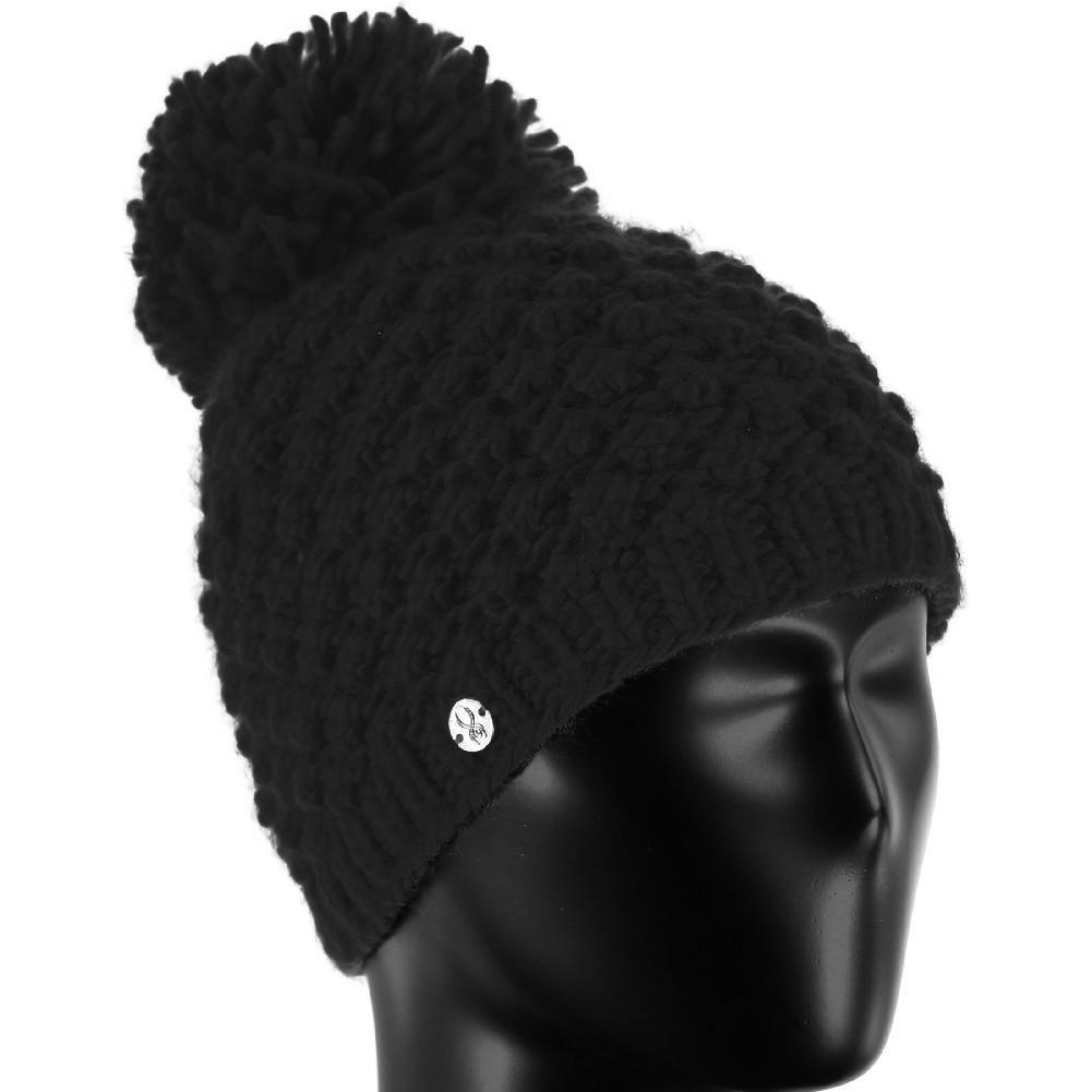 f54d96abc81 Spyder Brrr Berry Hat Girls  BLACK ...