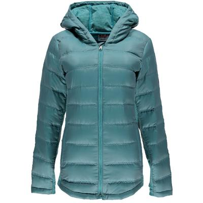 Spyder Solitude Hoody Down Jacket Women's