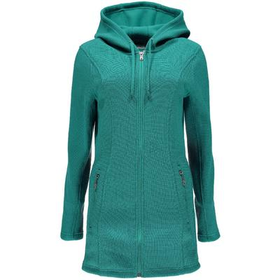Spyder Endure Long Full Zip Mid Weight Styrke Jacket Women's