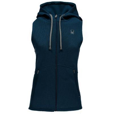 Spyder Bandita Hoody Lite Weight Stryke Vest Women's