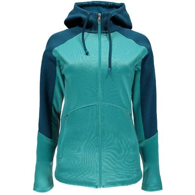 Spyder Bandita Full Zip Hoody Lite Weight Stryke Jacket Women's