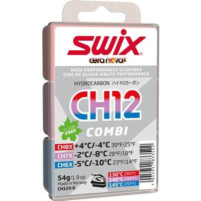 Swix CH12X Combi Hydrocarbon Wax 54g
