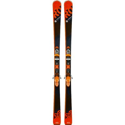 Rossignol Exp 80 HD System Skis with Xpress 11 Bindings Men's