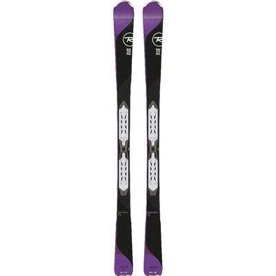 Rossignol Temptation 75 System Skis with Xpress 10 Bindings Women's