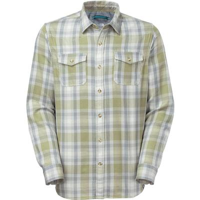 The North Face Long Sleeve Hayes Flannel Shirt Men's