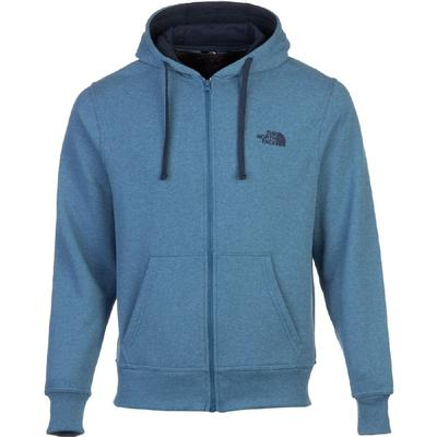 The North Face Embroidered Logo Full Zip Hoodie Men's