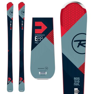 ROSSIGNOL M EXPERIENCE 88 HD FLAT SKIS