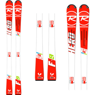 Rossignol Hero FIS Multievent Skis Youth