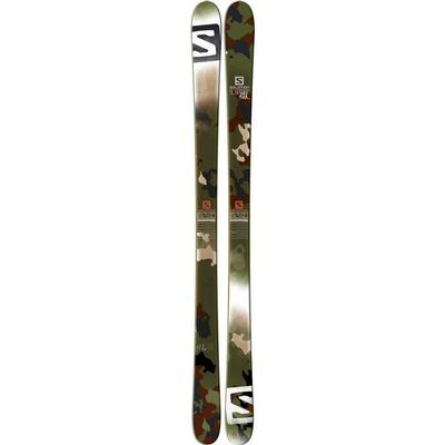 Salomon Suspect Rld Skis