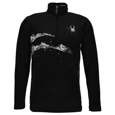 Spyder Limitless 1/4 Zip T-Neck Boys'