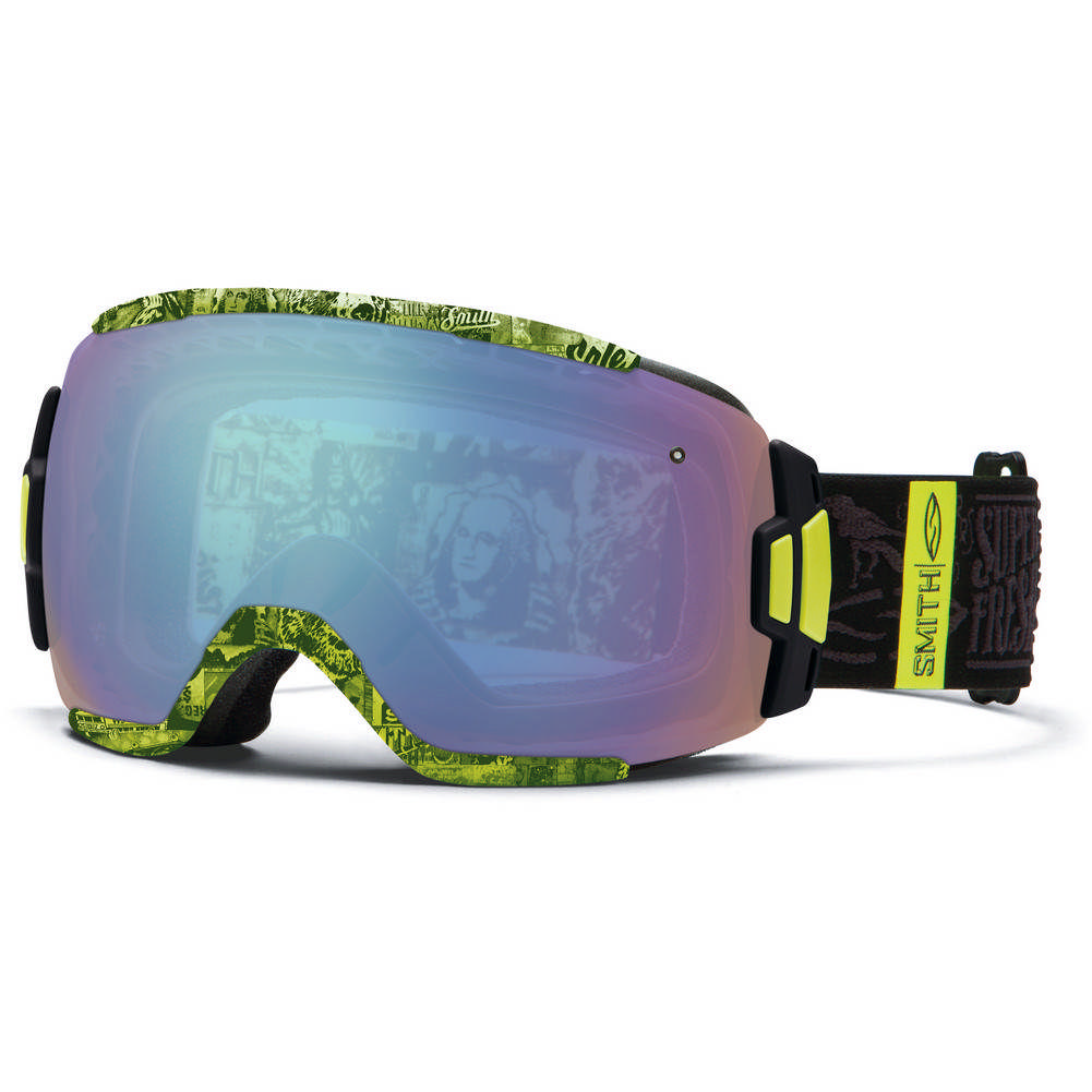 39ea0fdd20650 Smith Vice Goggles White-Blackout Smith Vice Goggles