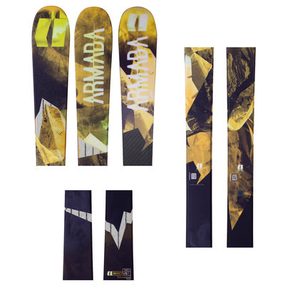 Armada Invictus 89 Ti Skis Men's