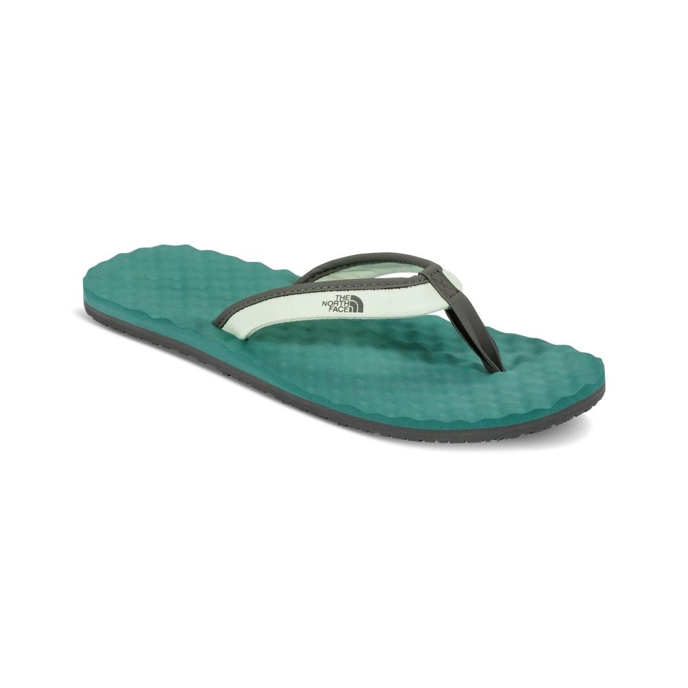 03f062f91a079d The North Face Base Camp Mini Flip Flops Women s Ambrosia Green Agate Green
