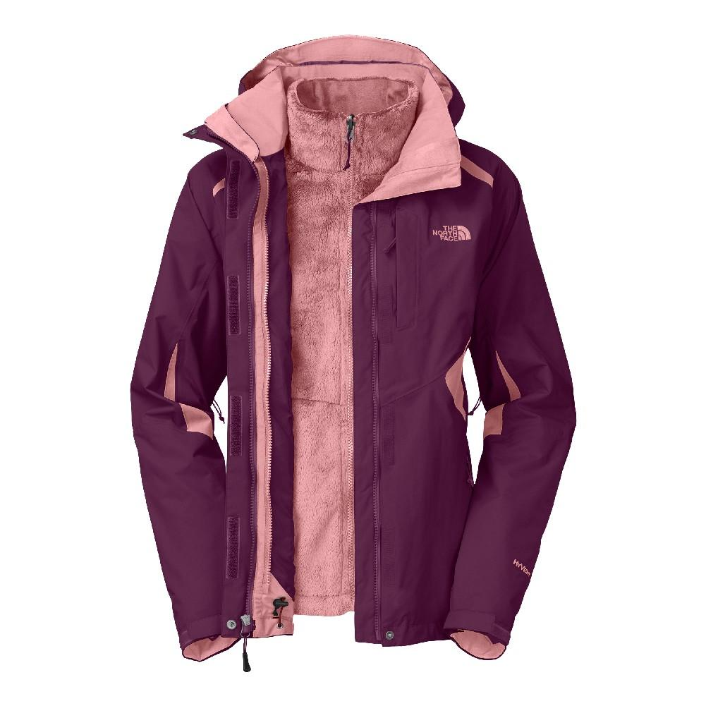 north face triclimate jacket