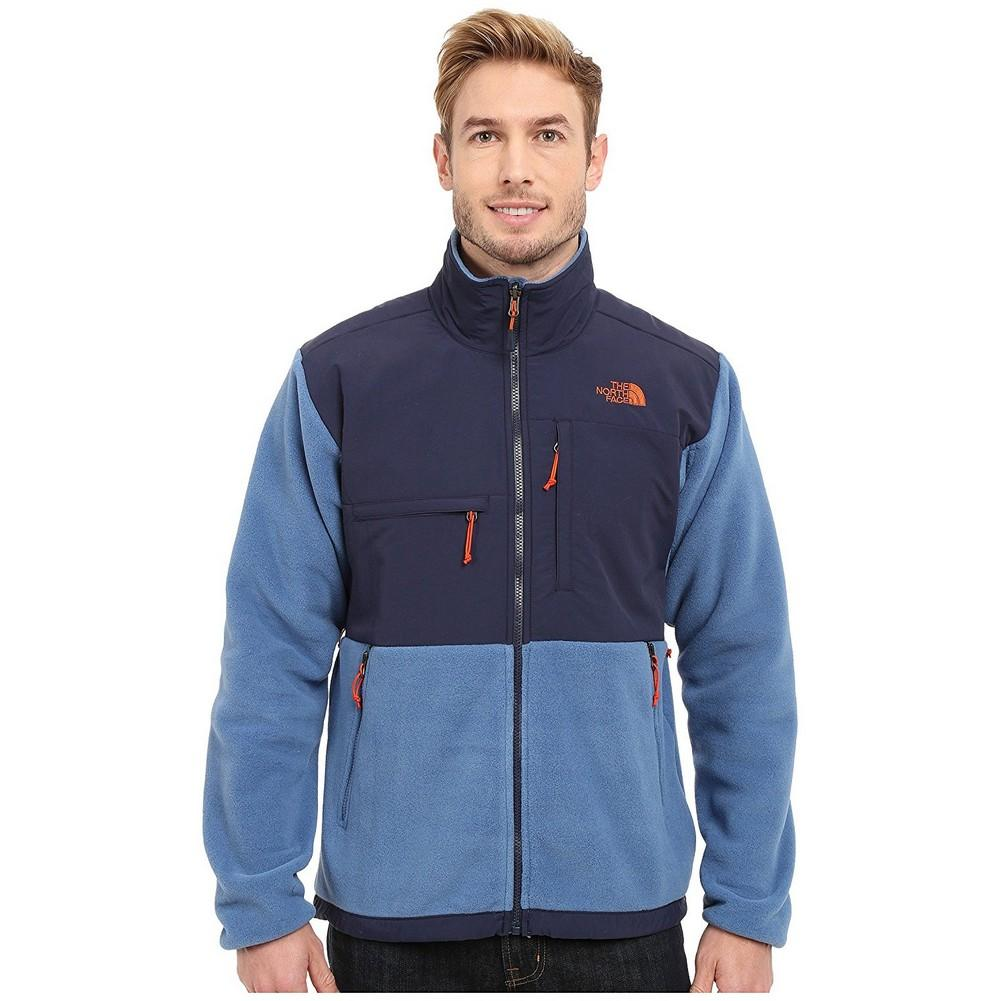cb5d050f18ff The North Face Denali Jacket Men s Recycled Moonlight Blue Cosmic Blue