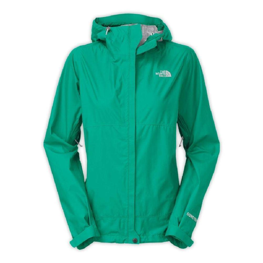 Kokomo Green Purple Blue Streaky: The North Face Dryzzle Jacket Womens