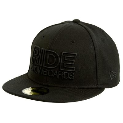 Ride Outlined New Era Fitted Cap