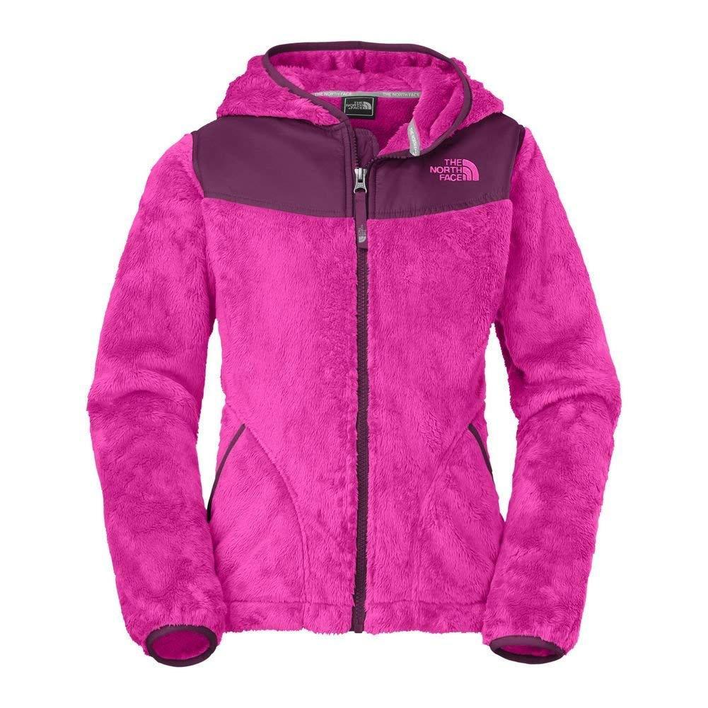 The North Face Oso Hoodie Girls  Azalea Pink Parlour Purple ... 232aa4ec5