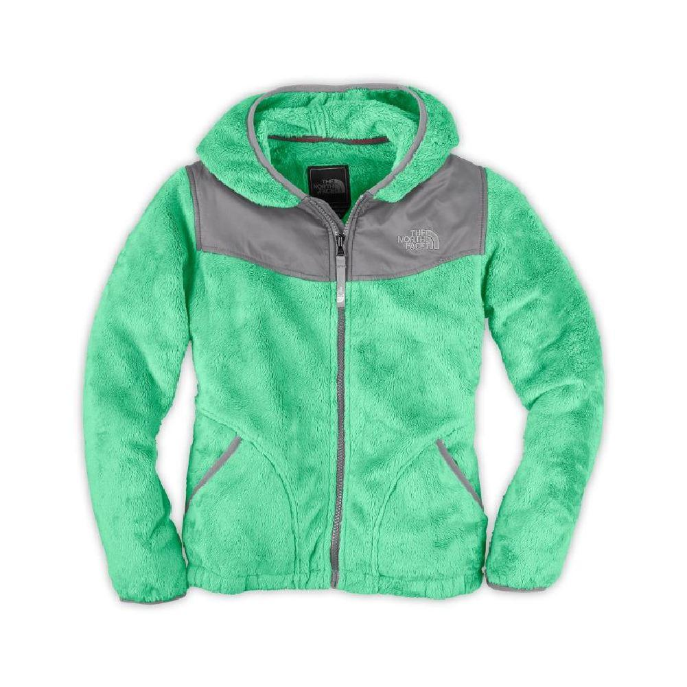 b1a8b953385 The North Face Oso Hoodie Girls  Blarney Green