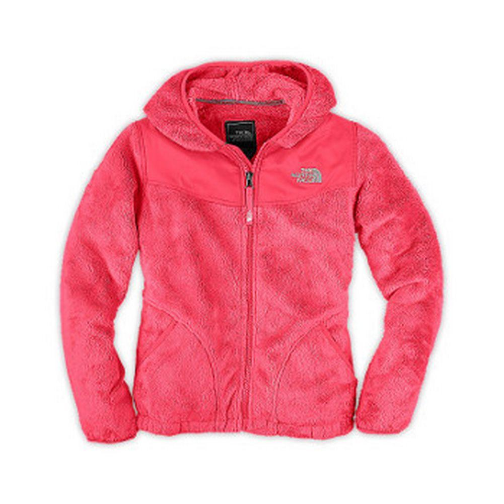 631fab6cd682 The North Face Oso Hoodie Girls  Teaberry Pink