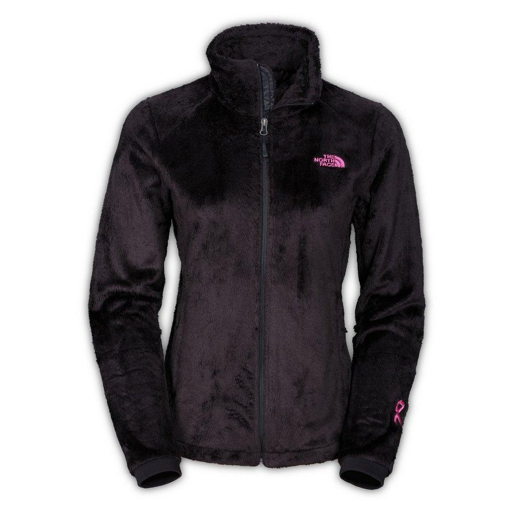 The North Face Pink Ribbon Osito 2 Jacket Women s TNF Black 1ae04adc3