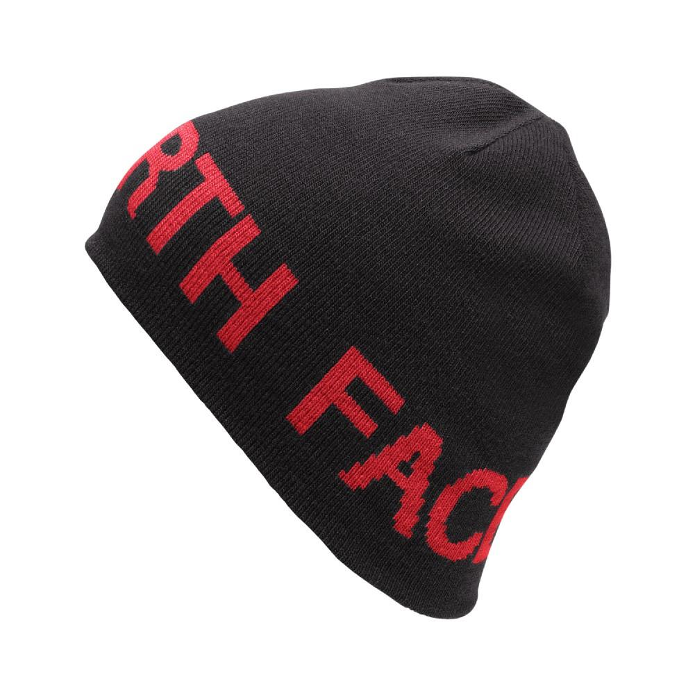 604e9f932ee The North Face Reversible TNF Banner Beanie TNF Black TNF Red