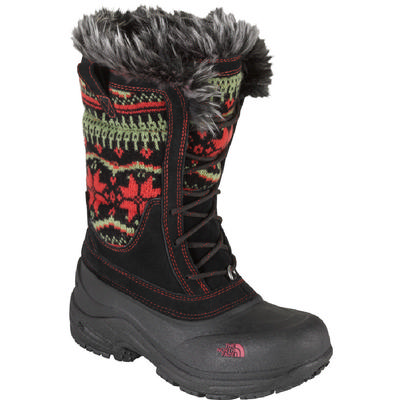 The North Face Shellista Lace Novelty Winter Boot Girls'
