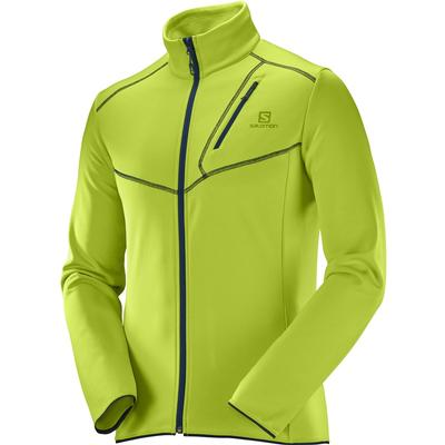 Salomon Discovery Full Zip Fleece Jacket Men's