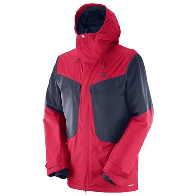 Salomon QST Snow 2L Jacket Men's