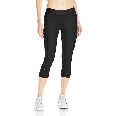 Under Armour Heatgear Printed Capri Girls'