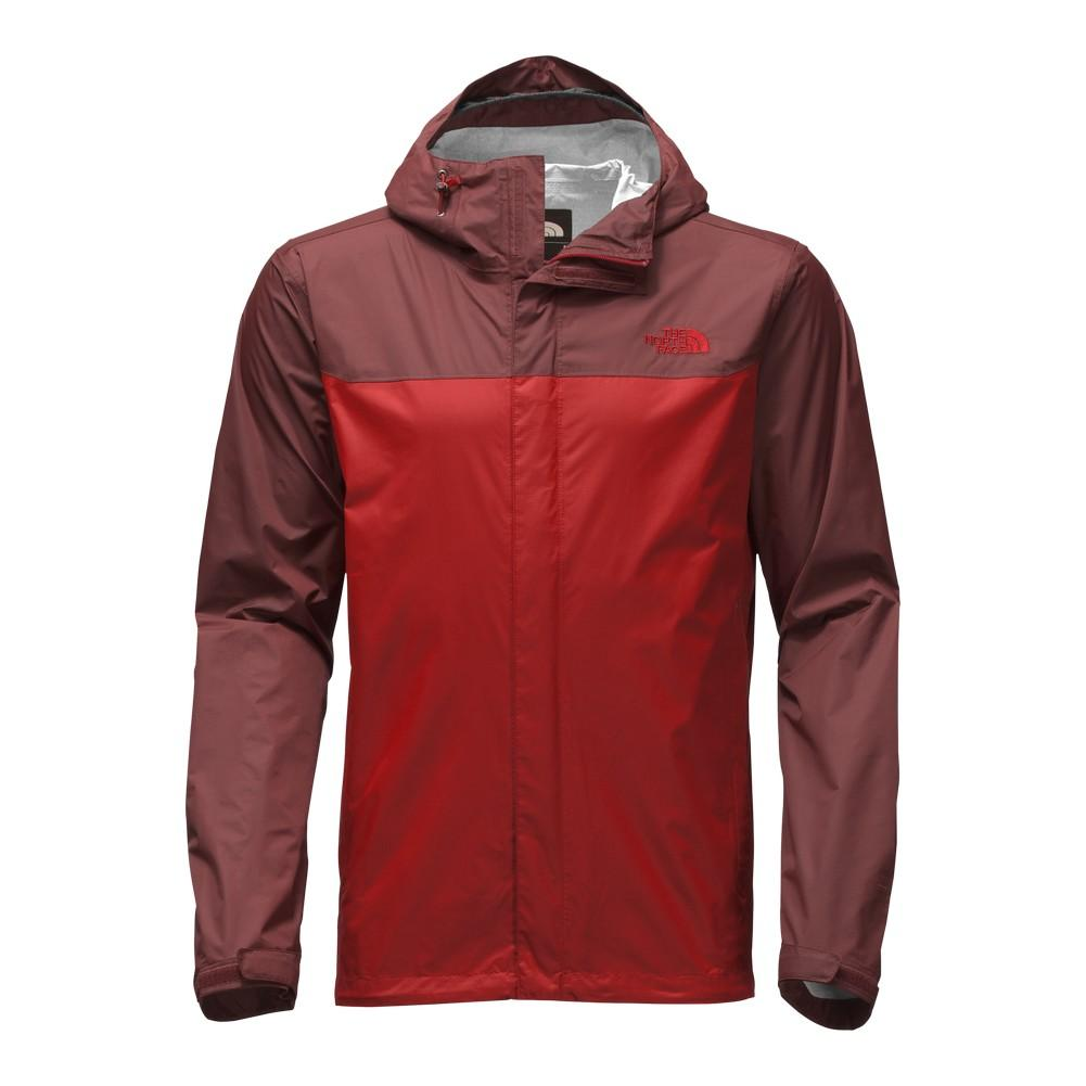 The North Face Venture Jacket Mens Cardinal Red//Sequoia Red Large