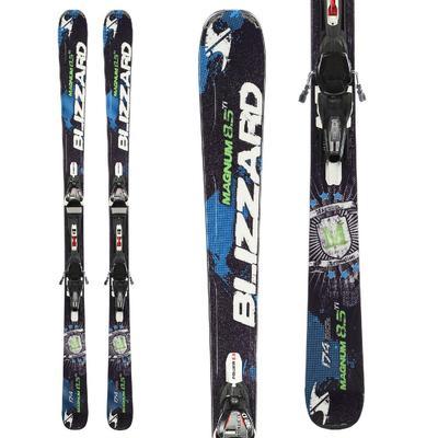 Blizzard Magnum 8.5 Skis Flat