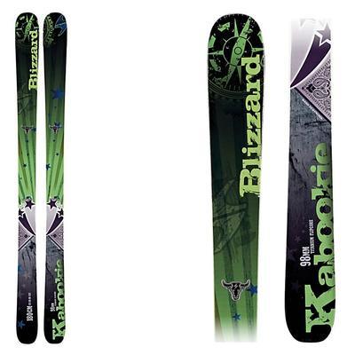 Blizzard Kabookie Skis