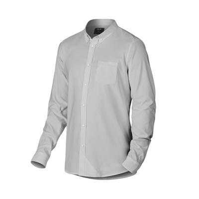 Oakley Long Sleeve Solid Woven Men's