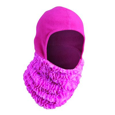 Turtle Fur Kids Curly Fur Shellaclava Balaclava