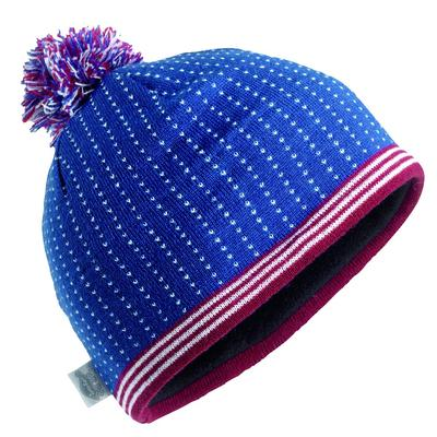 Turtle Fur Merino Wool Starry Stripes Beanie